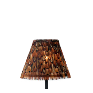Lampshade Pheasant Male S