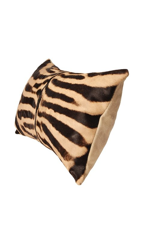 Cushion Zebra
