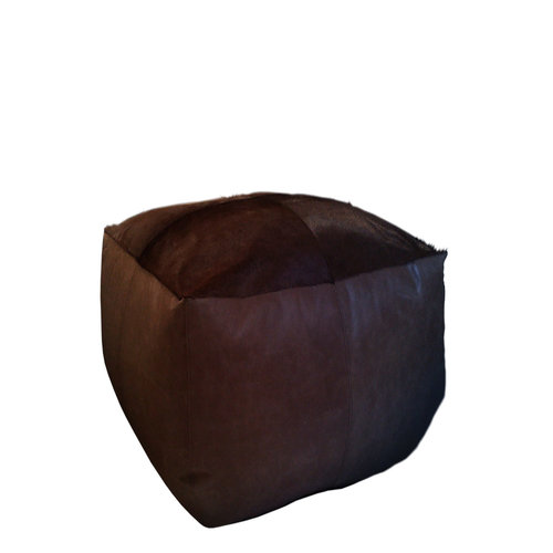 Floor Cushion Springbok Brown/Black