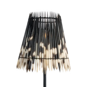Lampshade Porcupine Quil S