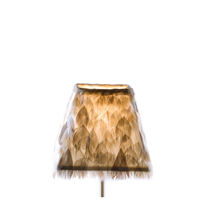 Lampshade Wild S.Feathers S SQ