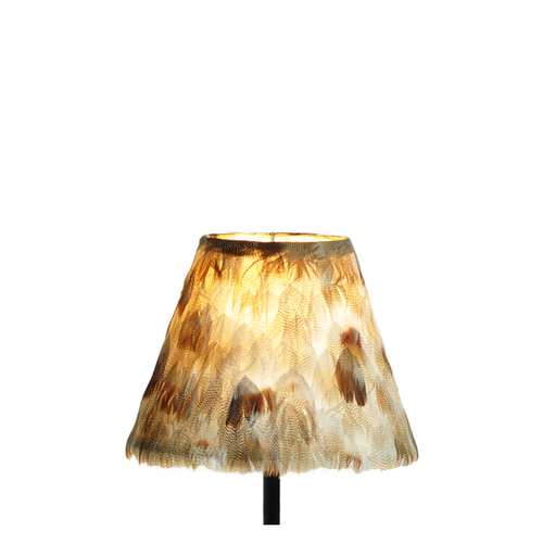Lampshade Wild S.Feathers S