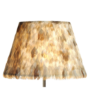 Lampshade Wild S.Feathers L