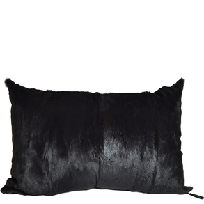 Cushion Springbok Black L