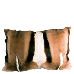 Cushion Springbok Natural L