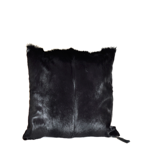 Cushion Springbok Black