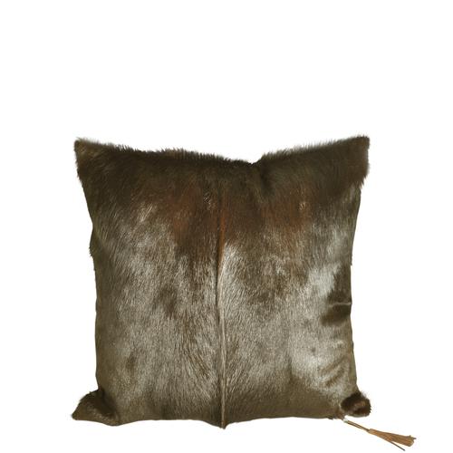 Cushion Springbok Brown
