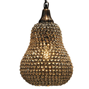 Lamp Golden Pear L