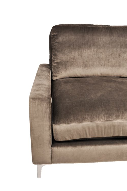 Armchair 091 Grey
