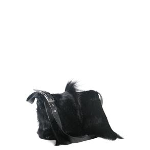 Handbag Postman Black Mini