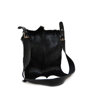 Handbag Postman Large Black