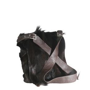 Handbag Postman Brown L