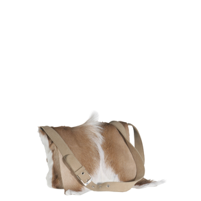 Handbag Postman Natural Mini