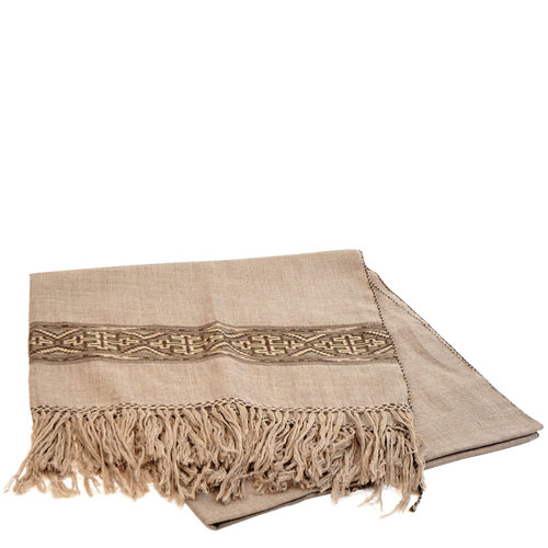Blanket High Spirit Beige