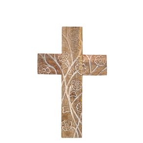 Aspen Crucifix Solid